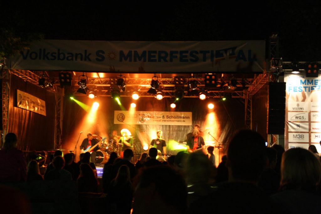 3. VoBa Sommerfestival 2017. Bald geht's los.