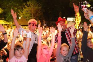 Volksbank Sommerfestival 2017 - Megapark on Tour