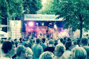 Volksbank Sommerfestival 2018 - Top 40 mit Sup-X