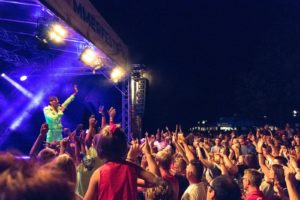 Volksbank Sommerfestival 2018 - Malle-Abend